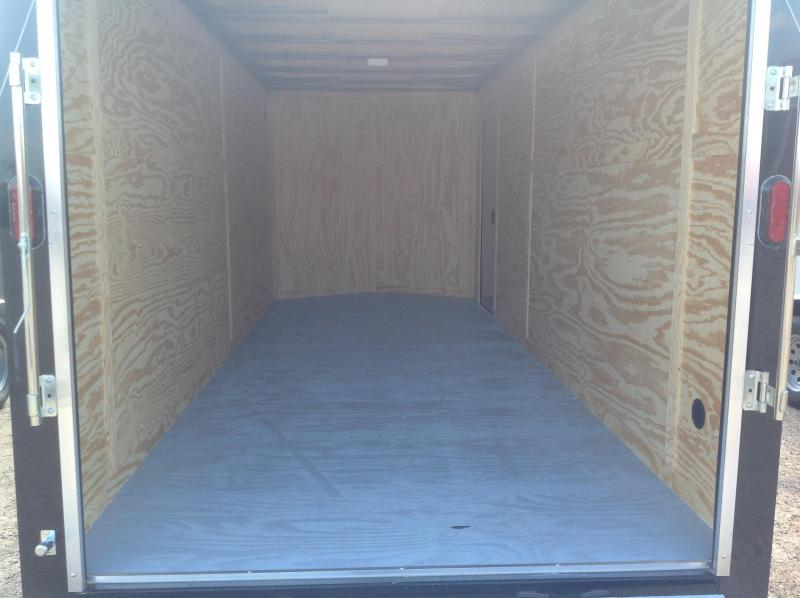 2019 Salvation Trailers 7x18 Enclosed Cargo Trailer