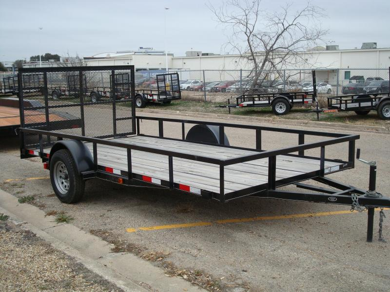2018 Salvation Trailers 83X1480568 Utility Trailer
