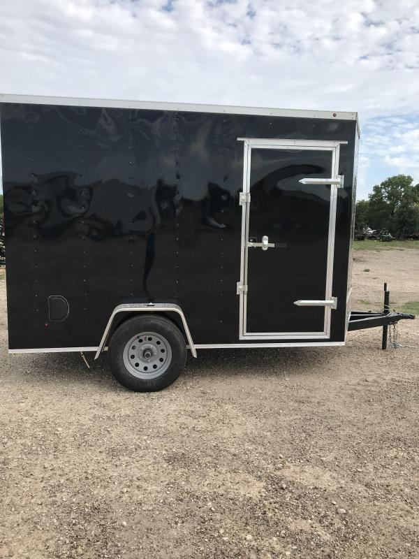 2019 Salvation 6x10 Enclosed Cargo Trailer