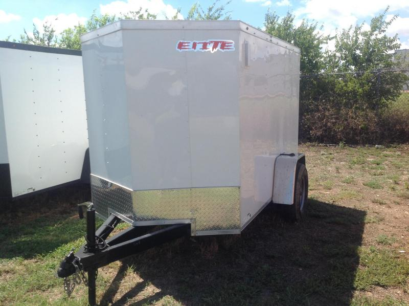 2017 Salvation Trailers 5x8 Enclosed Cargo Trailer
