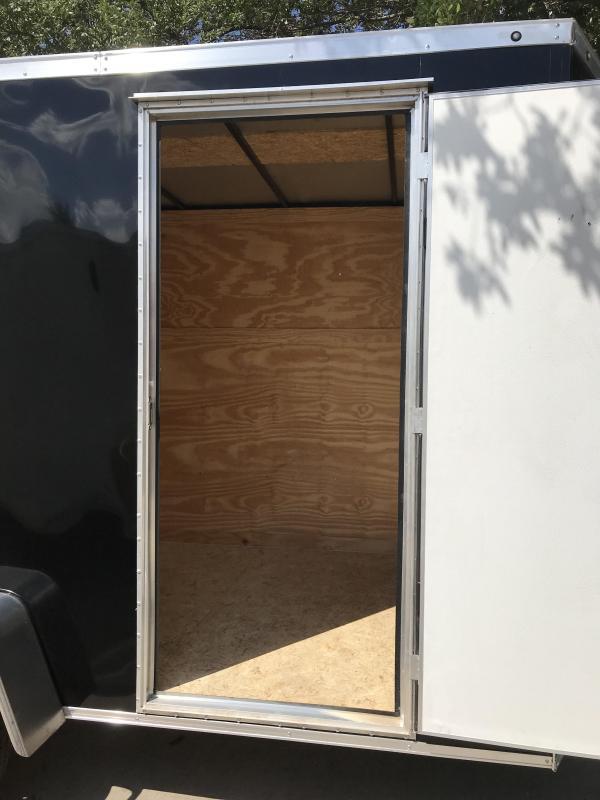 2020 Salvation 6x10 Enclosed Cargo Trailer