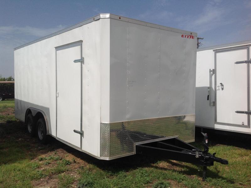 2019 Salvation Trailers 8.5x18 Enclosed Cargo Trailer