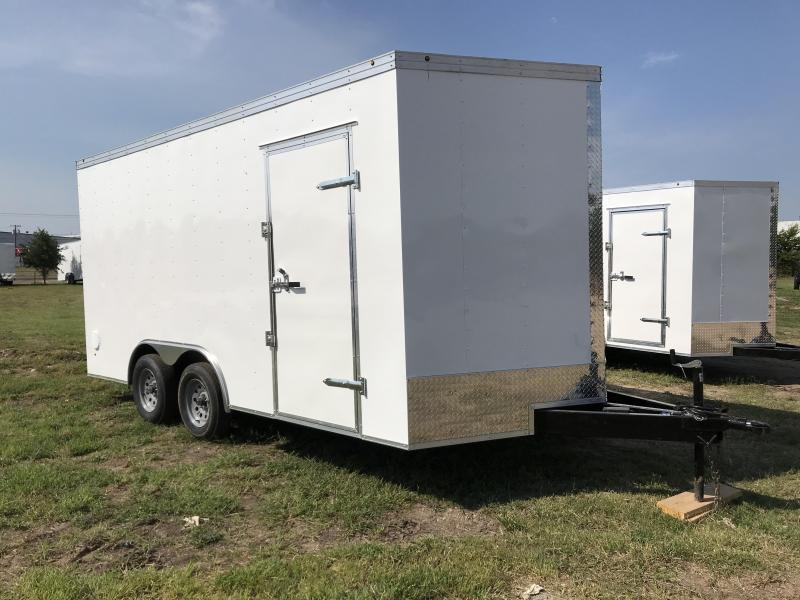 2019 Salvation Trailers 8.5x16 Enclosed Cargo Trailer