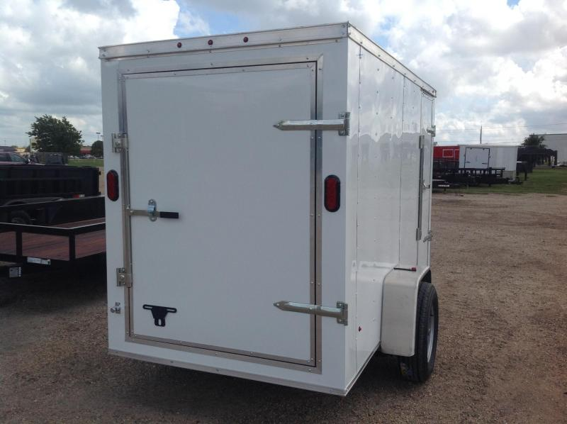 2018 Salvation Trailers 5x10 Enclosed Cargo Trailer