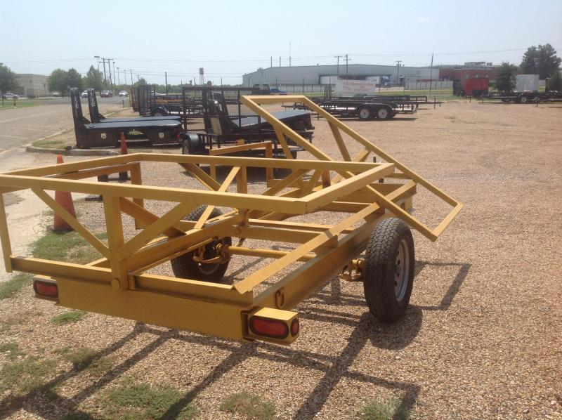 2019 Salvation Trailers 2hay Equipment Trailer