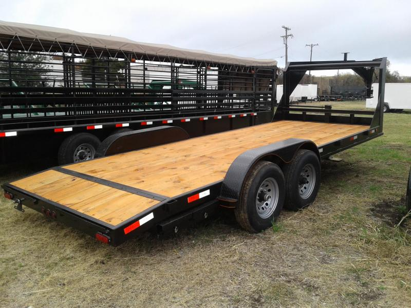 2018 Salvation Trailers 83X2002842 Flatbed Trailer
