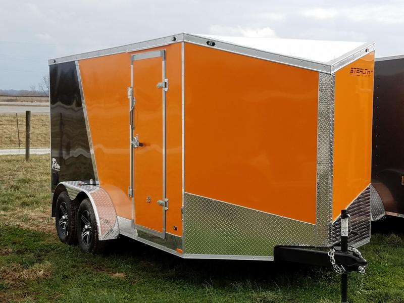 Stealth Titan SE 7X14 Plus 6 Inches Height Enclosed Cargo Trailer