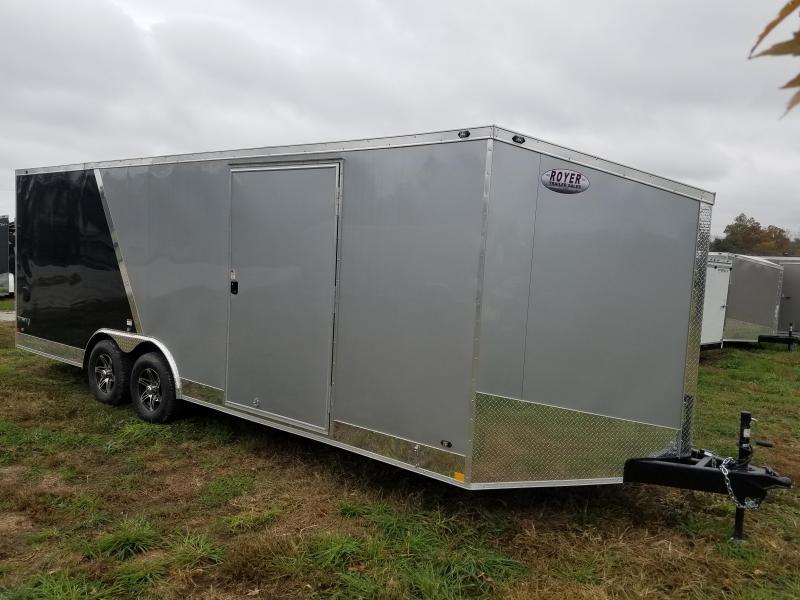 Stealth 8.5X24 Titan SE Enclosed Cargo Trailer