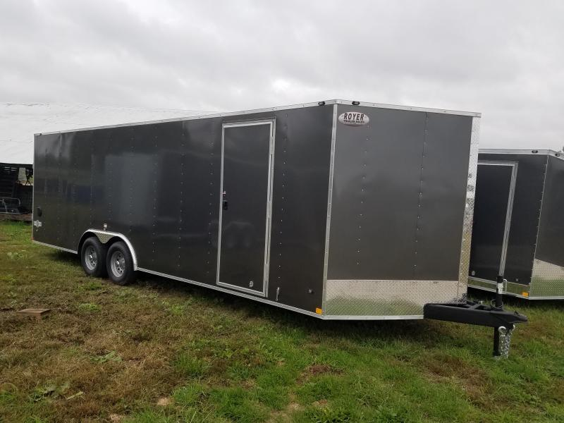 Stealth 8.5X24 Mustang Enclosed Cargo Trailer