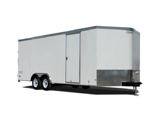 2017 Haulmark TSTV85X16WT2 Car / Racing Trailer