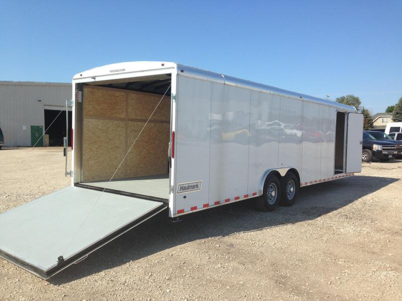 2017 Haulmark GR85X28WT5 Enclosed Cargo Trailer