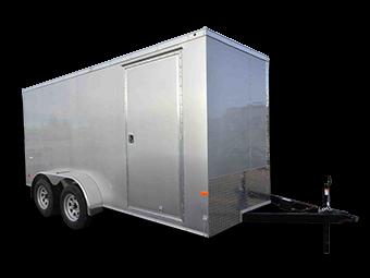 2017 Haulmark TH7X12DT2 Enclosed Cargo Trailer