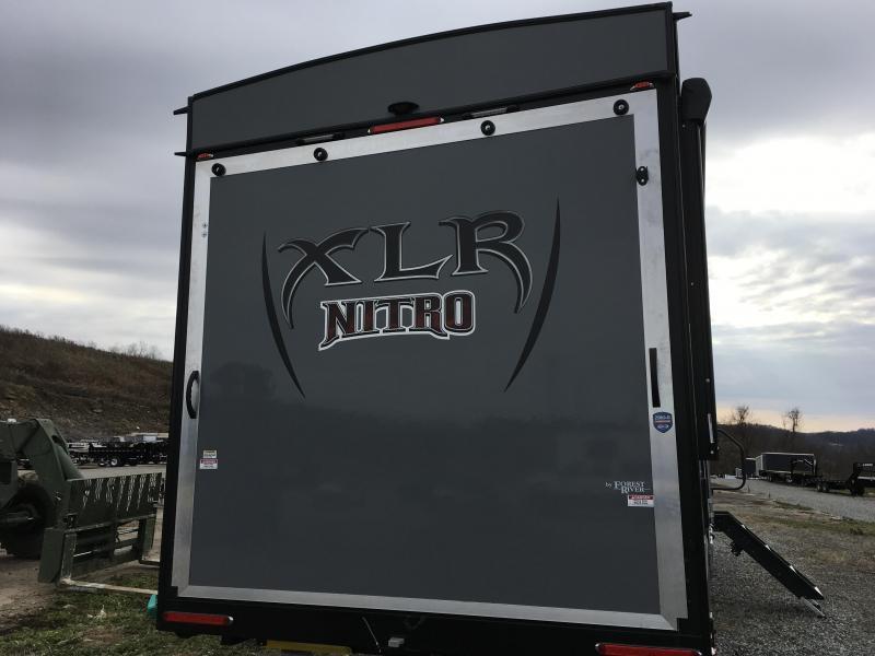 2018 Forest River Inc. XLR NITRO 29KW Toy Hauler