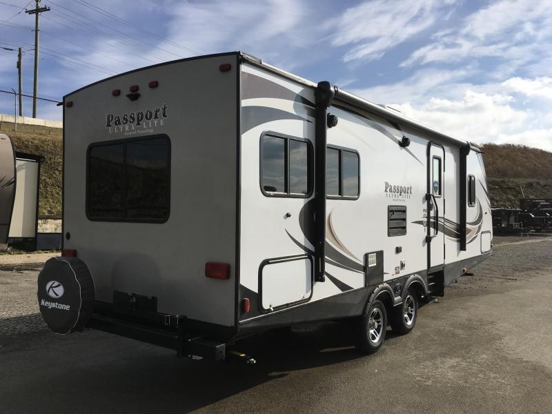 2018 Keystone RV PASSPORT 2520RL Travel Trailer