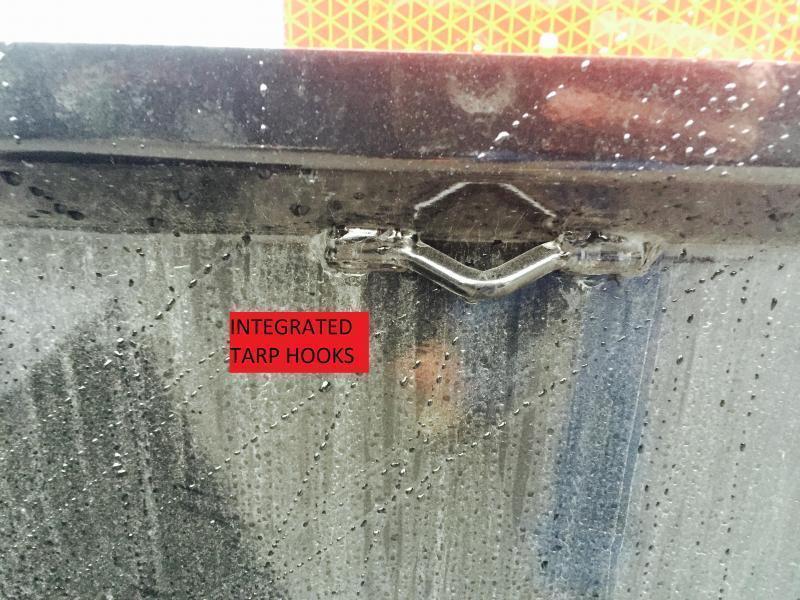 2017 Sure-Trac 5x8' Homeowner Dump 5000# GVW
