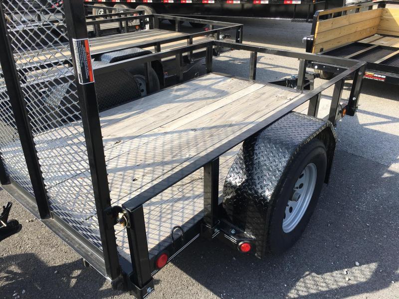 2014 Load Trail 5x8 Utility Trailer 2990#