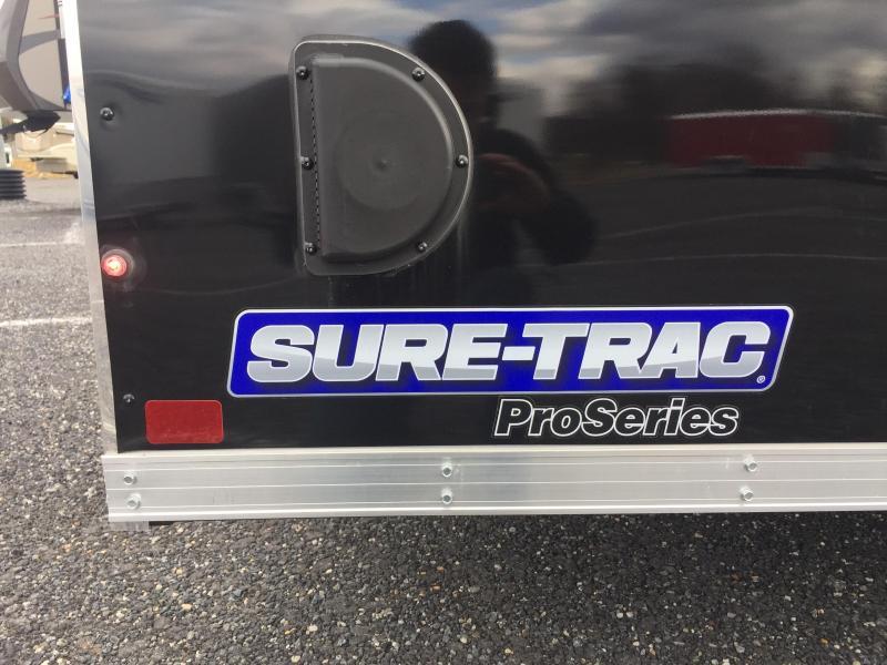 2017 Sure-Trac 8.5x24 STWCH Enclosed Trailer 9900# GVW
