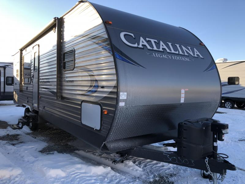 2018 Coachmen CATALINA LEGACY 283RKSLE Travel Trailer