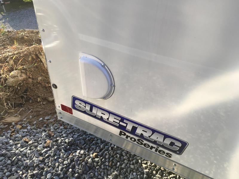 2016 Sure-Trac 8.5x20' Enclosed Car Trailer 9900# GVW