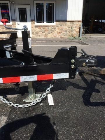 2018 Sure-Trac 7x18' Tilt Bed Equipment Trailer 14000# GVW