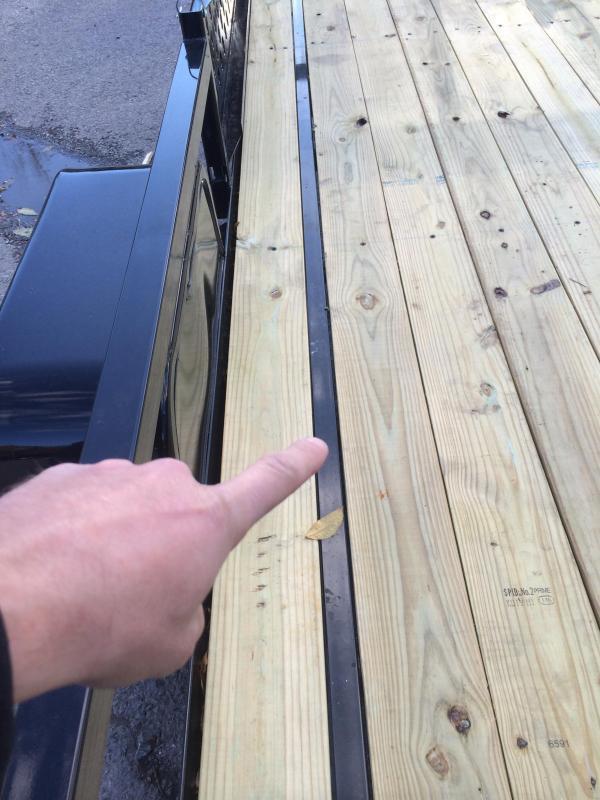 2018 Sure-Trac 7x14' Steel High Side Landscape Utility Trailer 7000# GVW