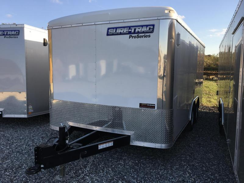 2017 Sure-Trac 8.5x16' Enclosed Cargo Trailer 9900# GVW - VARIOUS OPTIONS