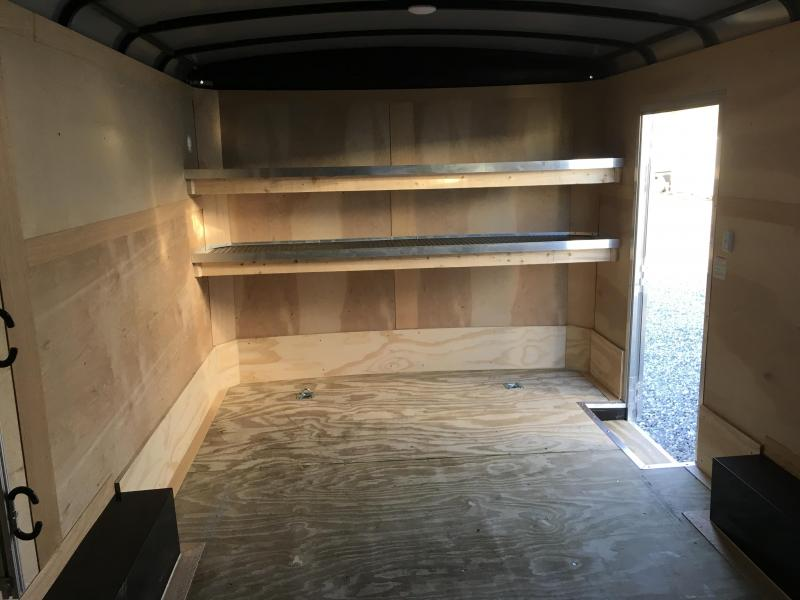 2017 Sure-Trac 8.5x16' Enclosed Cargo Trailer 9900# GVW - VARIOUS OPTIONS