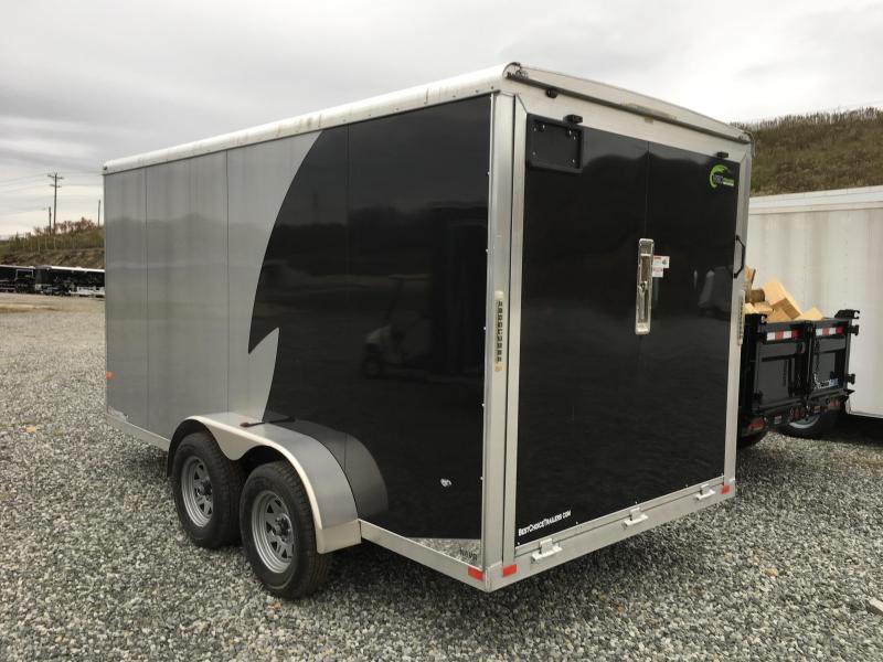2016 Neo NAVR 7x14 Aluminum Enclosed Cargo Trailer