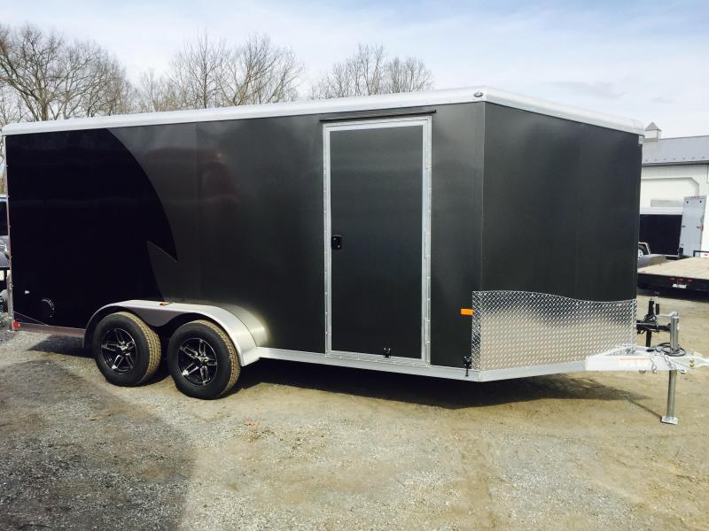 2016 Neo NAMR Enclosed 7x14 Motorcycle Trailer