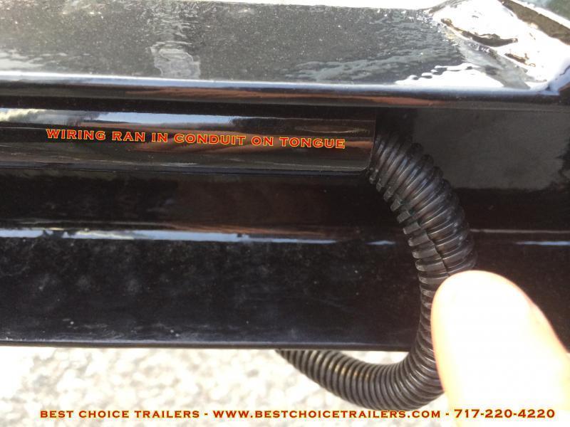 2018 Sure-Trac 5x10' Tube Top 3-Board High Side Utility Trailer 2990# GVW