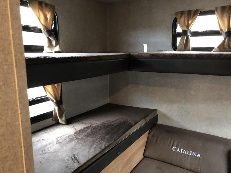 2018 Coachmen CATALINA LEGACY 293QBCKLE Travel Trailer