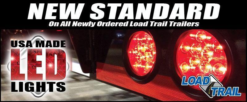 "USED 2015 Load Trail GG14 14000# Gooseneck Gravity TIlt Equipment Trailer Torsion Stop Valve 102"" DECK 17.5"" TIRES ETC."