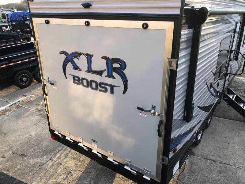 2018 Forest River Inc. XLR BOOST 27QB