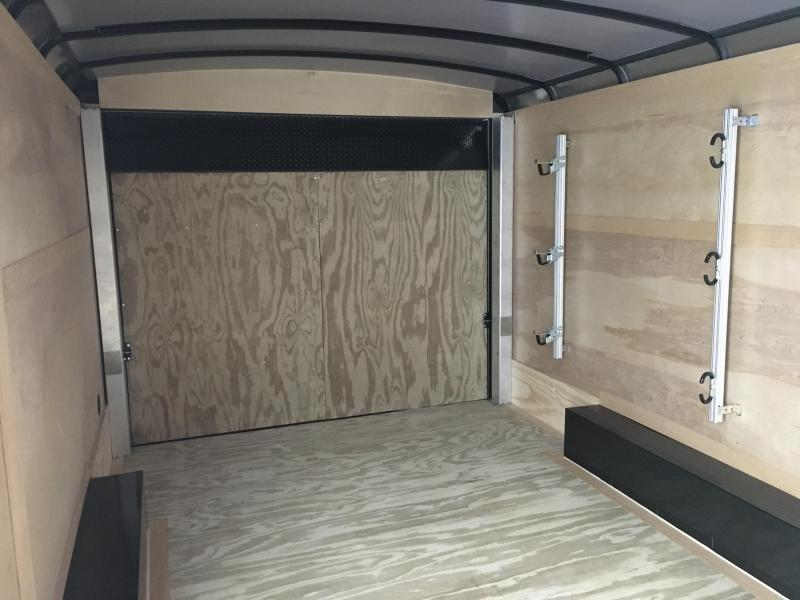 2018 Sure-Trac 8.5x16' Enclosed Cargo Trailer 9900# GVW