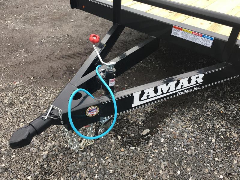 2018 Lamar 7x18' CC07 Car Hauler 7000# GVW