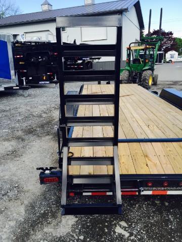 2018 Sure-Trac Implement 7'x20' Equipment Trailer 14000# GVW