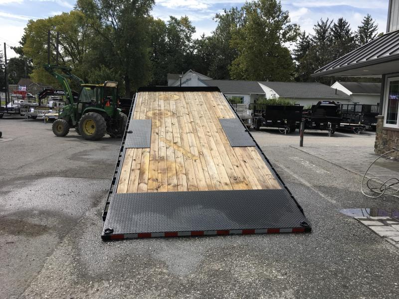 2018 Sure-Trac 102X22' 15000# Low Profile Power Tilt Deckover