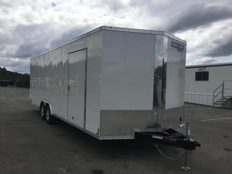 2017 Sure-Trac 26' Enclosed Car Trailer 9900# GVW - STWCH10226TA-100