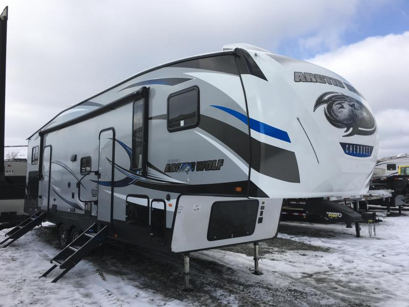 2018 Forest River Inc. ARCTIC WOLF 315TB Fifth Wheel