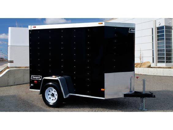 2016 Haulmark TSTV5X8DS2 Enclosed Cargo Trailer