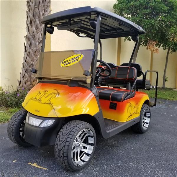 Golf Cart Dashboards Ezgo Rvx Html on