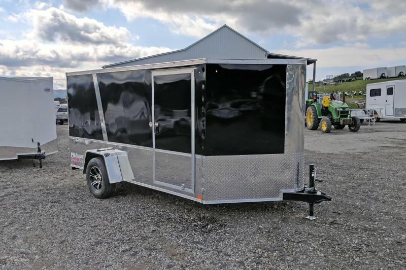 NEW 2018 Cargo Express 7X12 Pro MC W/Ramp Door