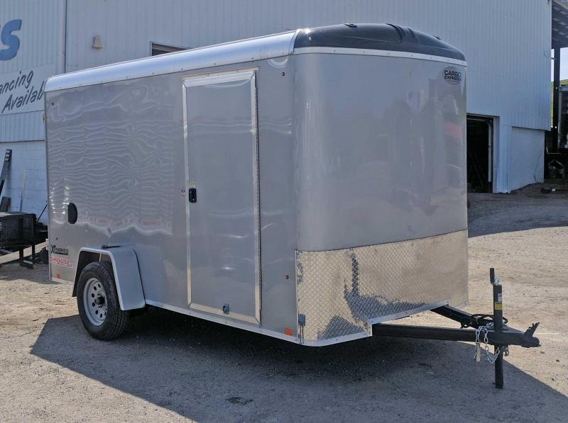 NEW 2017 Cargo Express 6x12 XLR w/ Ramp Door & 6