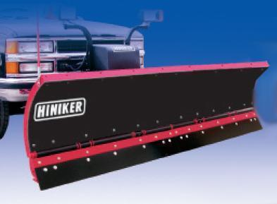 NEW Hiniker 9' High Performance Plow Snow Plow w/ Trip Edge