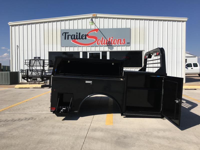 2018 PJ Utility Truck Bed