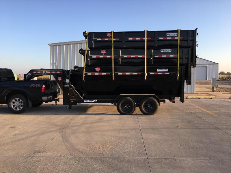 2018 PJ Rollster Roll Off Dump