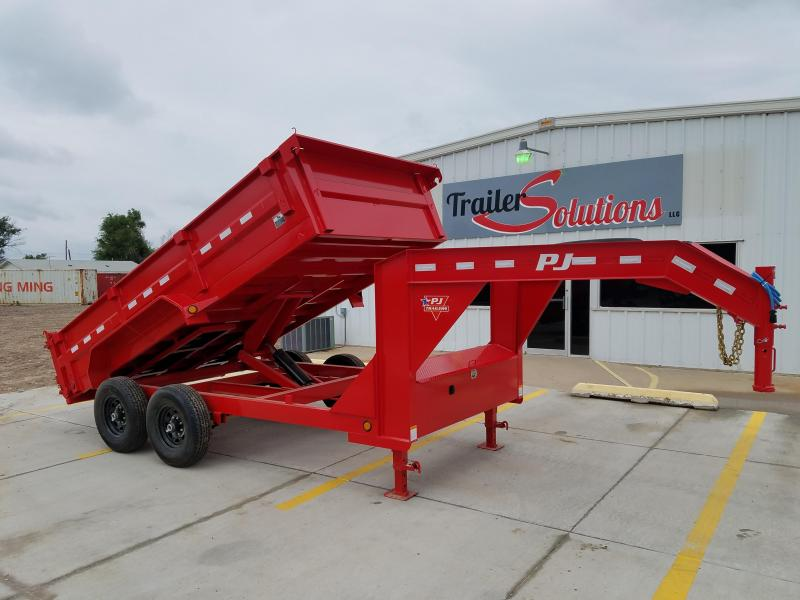 2018_PJ_14_x_83_Tandem_Axle_Dump_Trailer_CAYdii dump trailers for sale in mountain view, ca trailer traders downeaster spreader wiring diagram at n-0.co