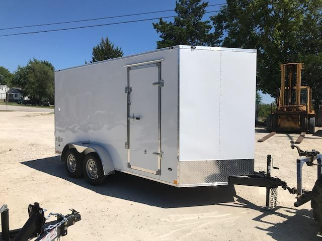 2018 Stealth Trailers 7 x 14 Mustang Series Enclosed Cargo Trailer 7kK GVW 6'6