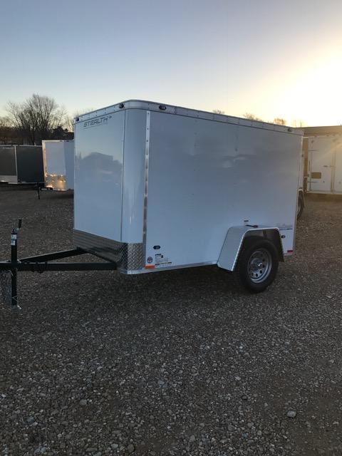 2017 Stealth Trailers 57133 Enclosed Cargo Trailer 5X8 CHALLENGER SERIES