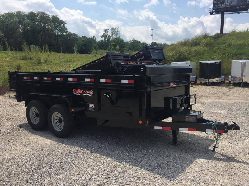 2017 Load Trail 83X14 14K Dump Trailer